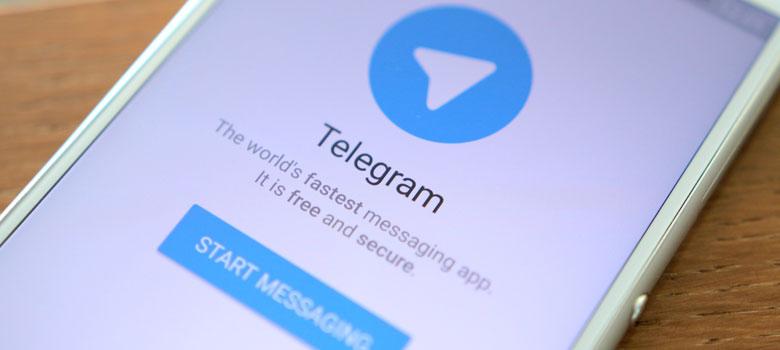 مدیریت کش و پاک کردن فایل های اضافی در تلگرام